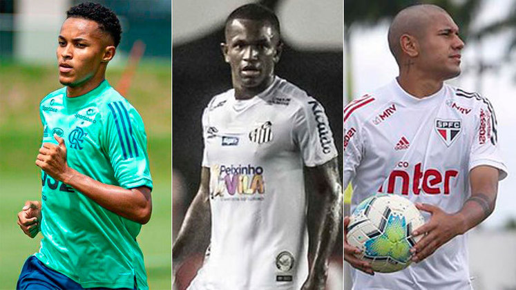 O futebol brasileiro é conhecido por revelar grandes talentos mundiais. Com um novo ano, a reportagem fez um levantamento de jovens atletas promissores que podem surgir em 2021 ou jogadores com grande potencial que devem receber mais oportunidades ao longo do ano
