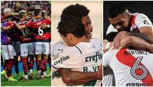 Flamengo no topo: Veja os elencos mais valiosos fora da Europa