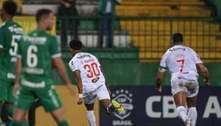 Internautas ficam na bronca com Hulk após empate com Chapecoense