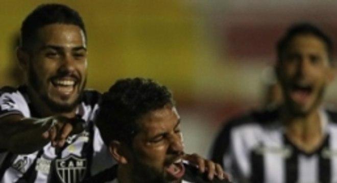 O Galo segue 100% no Estadual de Minas, sendo o líder da competição
