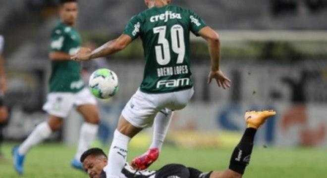 O Galo superou o Verdão e foi o terceiro melhor time do campeonato