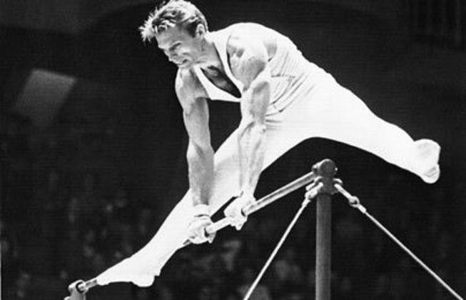O ginasta soviético Boris Shakhlin conquistou 13 medalhas olímpicas - sete de ouro, quatro de prata e duas de bronze. Elas foram obtidas entre 1956, em Melbourne, e 1964, em Tóquio.