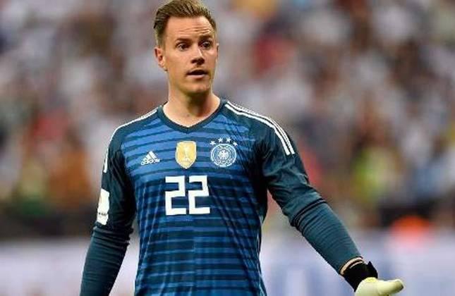 O goleiro vai precisar operar o joelho direito. Ter Stegen relatou tristeza por perder a Euro e vai viver a experiência de torcer de casa.