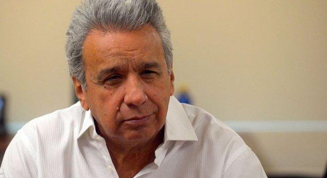 O governo do presidente Lenín Moreno impôs medidas para conter a emergência desde o início de março, depois que o país denunciou o seu primeiro caso de covid-19.