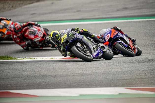 O GP da Áustria da MotoGP