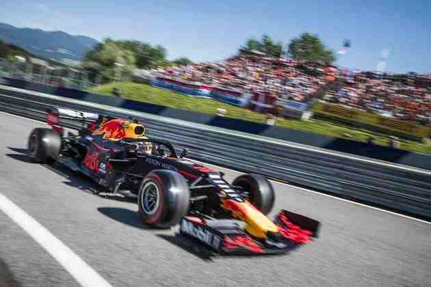 O GP da Áustria de 2019 marcou a primeira vitória da Honda fornecendo motores para a Red Bull. Max Verstappen venceu após superar Charles Leclerc, da Ferrari, nas voltas finais