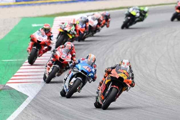 O Gp da Catalunha da MotoGP