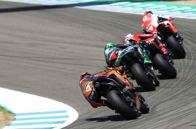 O GP da Espanha da MotoGP (Foto: Red Bull Content Pool)