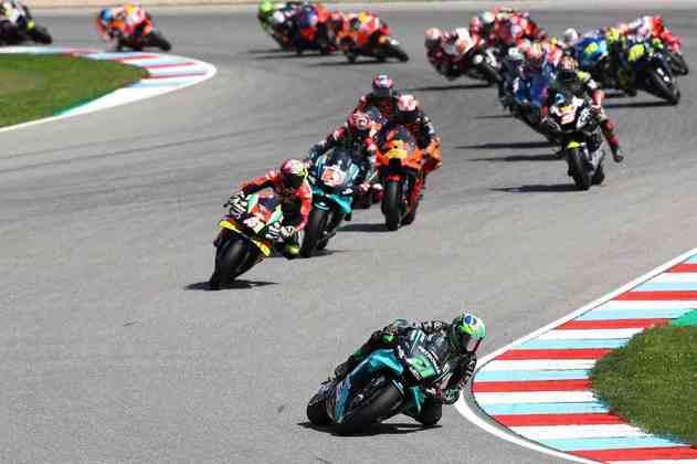 O GP da Tchéquia da MotoGP