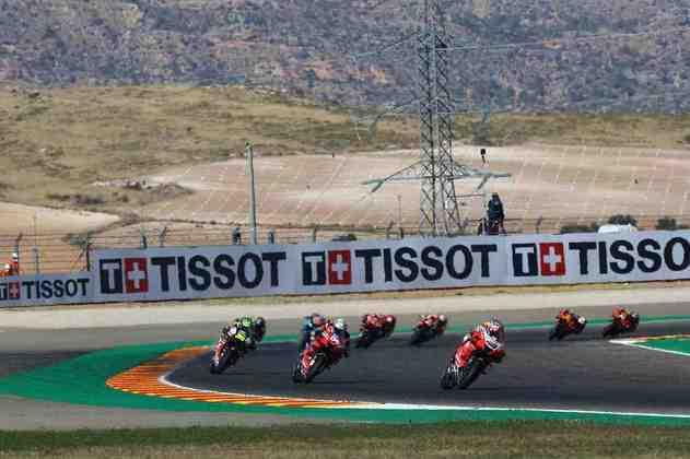 O GP de Aragão da MotoGP