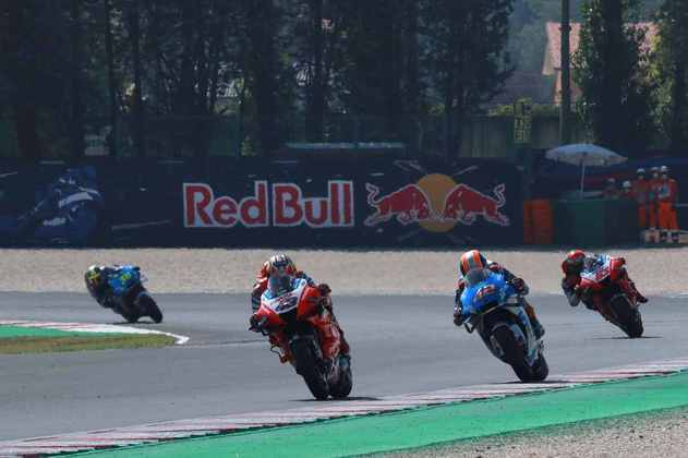 O GP de San Marino da MotoGP