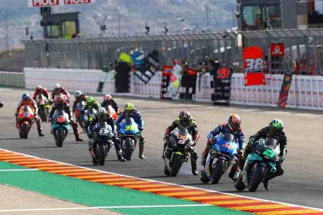 O GP de Teruel da MotoGP