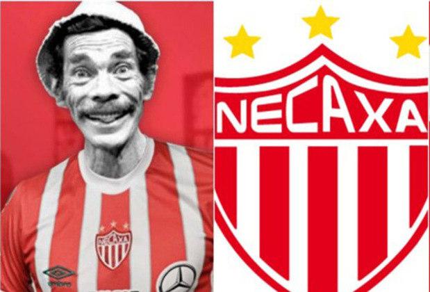 O grande personagem Seu Madruga é um dos mais apaixonados pelo futebol na vila dos amigos. Necaxa é o time que arrebatava tanto o ator Don Ramón como o personagem.