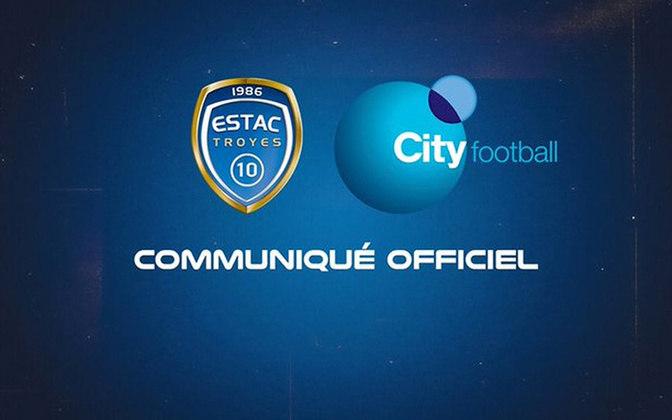 O Grupo City de Futebol anunciou a aquisição das ações de mais um clube: o Troyes. Pela equipe da segunda divisão da França, o conglomerado dos Emirados Árabes Unidos teria pago entre R$ 43 milhões e R$ 62 milhões (de acordo com o