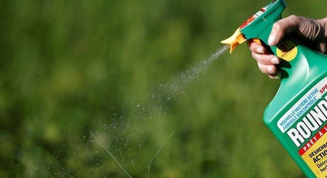 O glifosato é um dos herbicidas mais usados no mundo