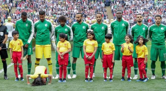 O histórico internacional da Arábia Saudita não é dos melhores: sua participação mais expressiva em Copas do Mundo foi na edição de 1994, quando chegou às oitavas. Em âmbito c