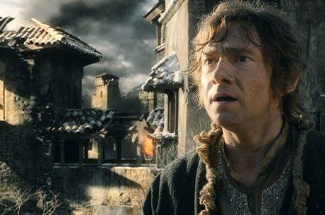 Cenas do filme 'O Hobbit: Uma Jornada Inesperada'