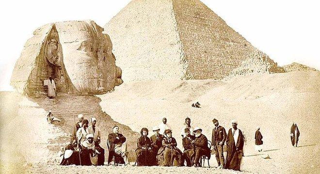 As Reliquias Que D Pedro 2º Encontrou No Egito E Foram Queimadas