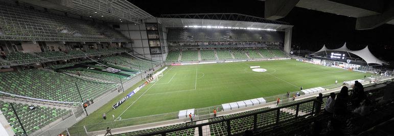 O Independência, localizado no bairro do Horto, em Belo Horizonte, é onde o América-MG manda seus jogos, assim como o Atlético. O estádio foi construído para a Copa de 1950, portanto, tem 70 anos de histórias.