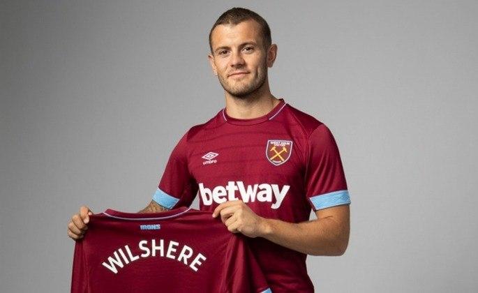 O inglês Jack Wilshere está sem contrato desde o início de outubro, quando saiu do West Ham. Seu valor de mercado é de 4,8 milhões de euros (R$ 31,7 milhões).
