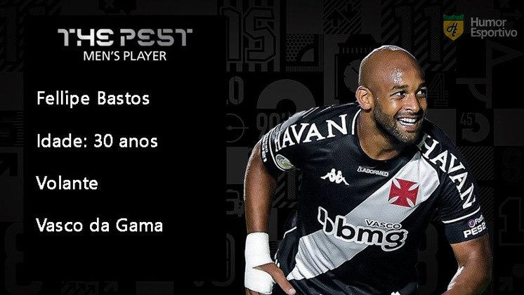 O início de Campeonato Brasileiro de Fellipe Bastos foi brilhante, mas nas demais partidas que esteve em campo o jogador não agradou grande parte da torcida vascaína
