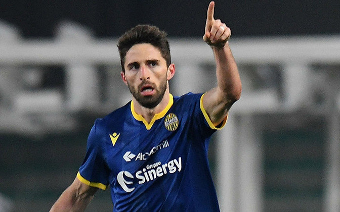 O italiano Fabio Borini, de 29 anos, já atuou por Milan, Liverpool, Chelsea e Roma. Seu último clube foi o Hellas Verona, até setembro. Vale 4 milhões de euros (R$ 26,4 milhões).