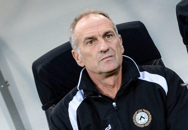 O italiano Francesco Guidolin está desempregado desde 2016, após passagem pelo Swansea. Ele já treinou Parma, Palermo, Monaco, Bologna, entre outros