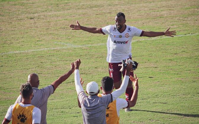 O Jacuipense, que encara o Bahia na semifinal do Campeonato Baiano, já conseguiu uma façanha no Estadual: tirar o Vitória das semifinais.