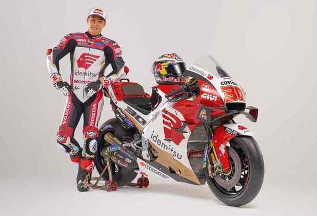 O japonês chega para a quarta temporada consecutiva com a LCR Honda e ainda busca a primeira vitória na carreira
