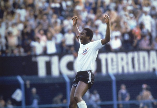 O jogador que mais vestiu a camisa do Corinthians é o lateral Wladimir, que jogou no clube entre 1970 a 1985 e também em 1987. Ao todo, foram 805 jogos, sendo campeão do Paulista em quatro oportunidades