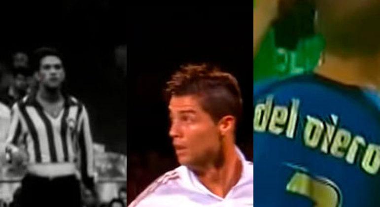 O jogador que veste a camisa 10 é reconhecido como o melhor jogador do time historicamente no Brasil. Porém, um outro número foi e é utilizado por grandes nomes do futebol mundial. Veja dez craques que já vestiram a camisa sete!