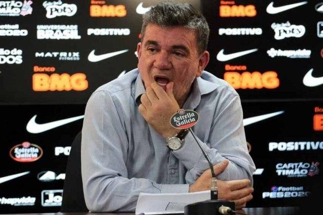 O jornalista Juca Kfouri criticou bastante o presidente Andrés Sanchez, do Corinthians,