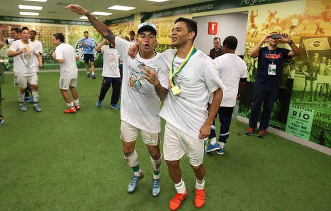 O jornalista Tomás Rosolino reviu todos os gols do Palmeiras no século e fez um levantamento dos jogadores que mais deram assistências desde 2001. Confira os 15 primeiros colocados.