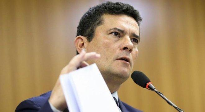 Projeto de Moro foi aprovado pela Câmara, mas acabou desidratado durante a tramitação na Casa