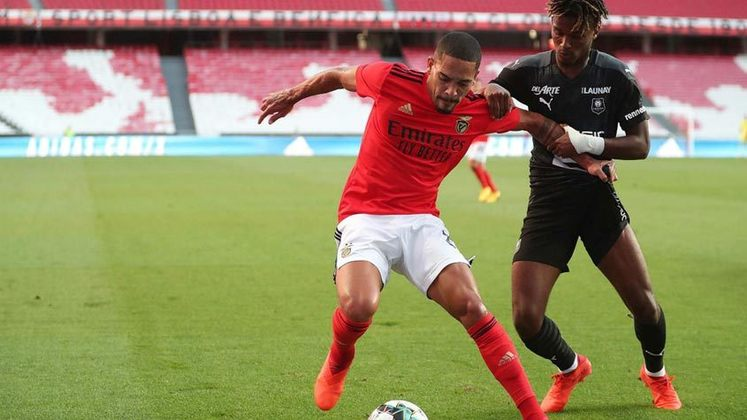 O lateral-direito Gilberto vai ser um dos destaques do Campeonato Português se repetir o bom desempenho dos tempos de Fluminense.