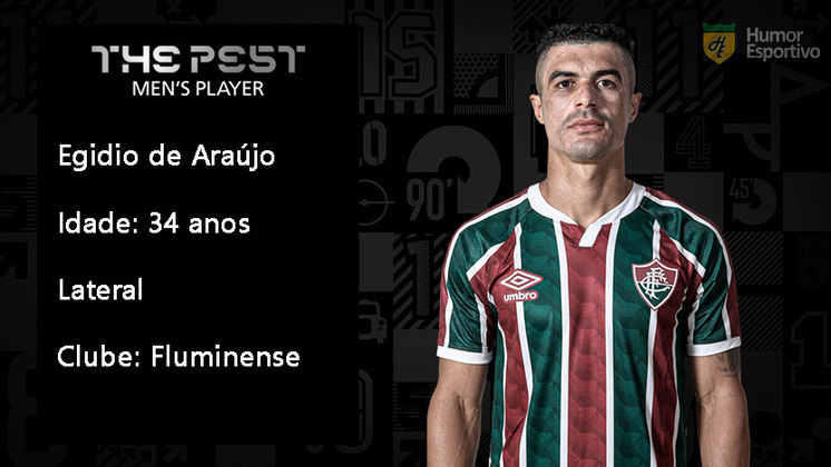 O lateral-esquerdo Egídio não tem agradado ao torcedor do Fluminense. Com alguns erros capitais em partidas com a camisa Tricolor, o atleta foi bastante citado pelos seguidores.