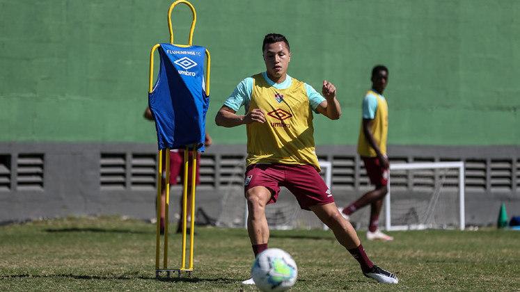 O lateral-esquerdo Marlon está emprestado ao Trabzonspor, da Turquia até junho de 2021. Seu contrato com o Fluzão acaba em dezembro do mesmo ano.
