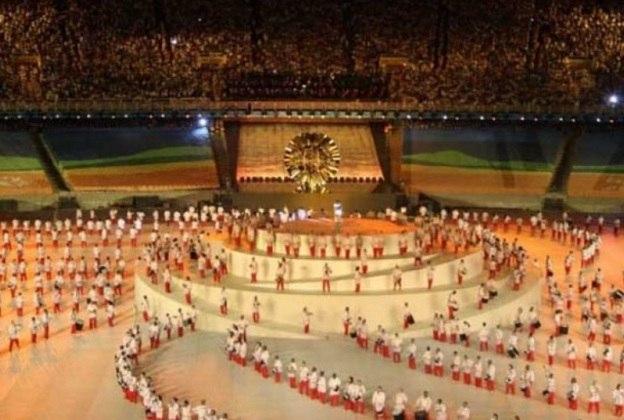 O Maracanã estendeu seu tapete para ser palco dos Jogos Pan-Americanos de 2007, que teve como sede o Rio de Janeiro. Houve também jogos no Maracanãzinho e no Parque Aquático Júlio Delamare.