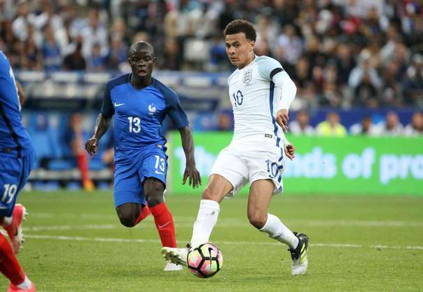 O meia Dele Alli vai ser a dupla perfeita com Bale para criar jogadas.
