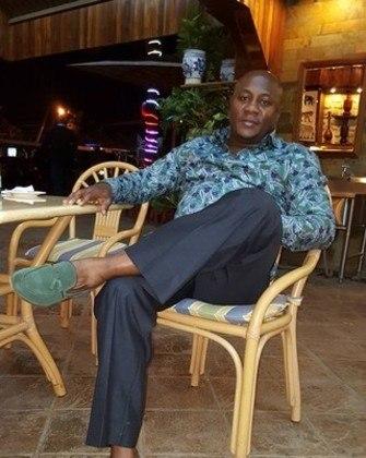 O meia Josephus Yenay, natural da Libéria, teve uma breve passagem peloFluminense na temporada de 1998