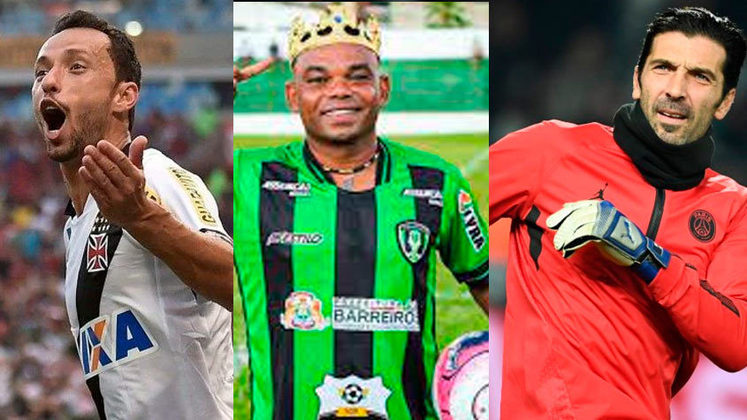 Com a volta de Nenê ao Vasco e o retorno de Carlinhos Bala ao futebol, é hora de lembrar quem são os