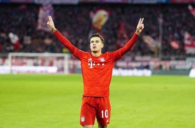 O meia Philippe Coutinho estava no Barcelona e foi emprestado ao Bayern de Munique. Na Champions desse ano, ele marcou um gol na fatídica goleada do clube alemão pro 8 a 2 nos culés.