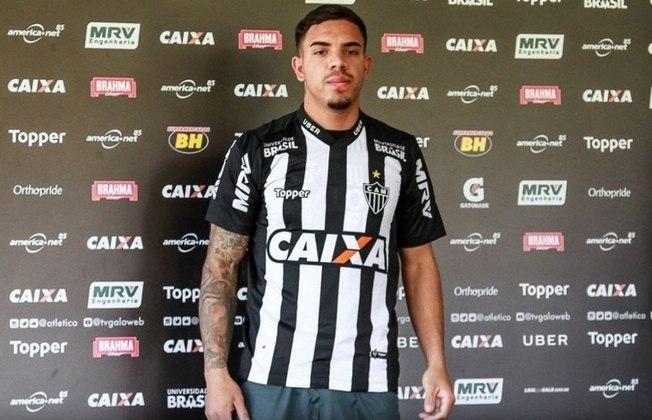 O meia Terans está emprestado ao Peñarol, do Uruguai, até dezembro desta temporada. Seu contrato com o Galo termina em junho de 2023.