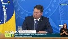 Ministro diz que Auxílio Brasil não prevê furar teto de gastos