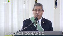 General assume Exército, e Braga Netto fala em missão constitucional