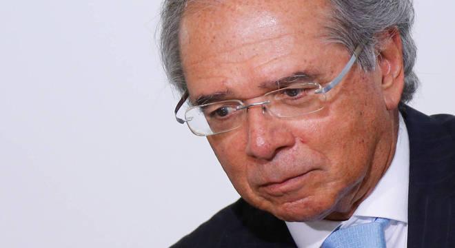 Paulo Guedes, ministro da Economia, não soube reagir à pandemia