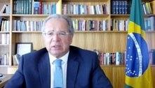 Auxílio deve ser prorrogado nesta semana em 3 parcelas, diz Guedes