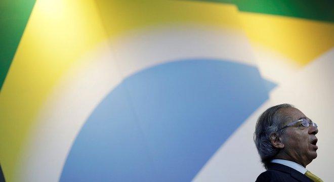 O ministro da Economia, Paulo Guedes; proposta de reforma da Previdência do governo é acompanhada de perto por atores do mercado