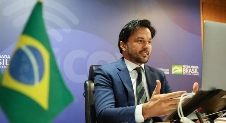 Fábio Faria destaca que região Norte e escolas brasileiras são prioridades do 5G