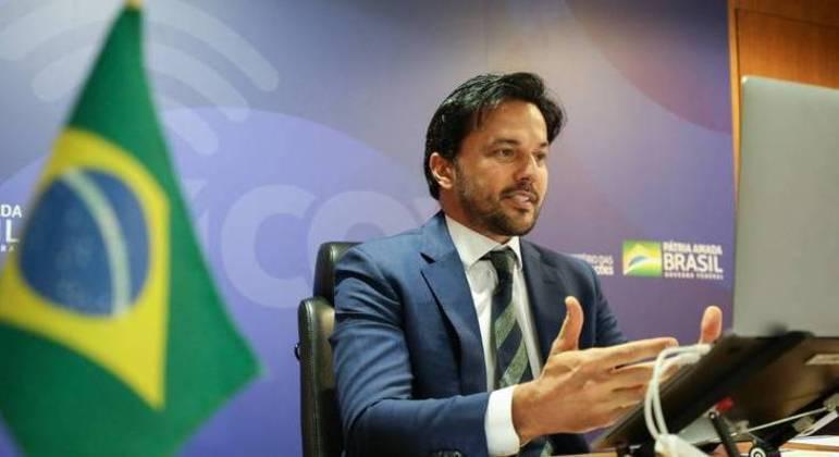 Segundo o ministro, peças publicitárias focaram em ações que ajudaram no combate à pandemia